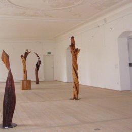 """Ausstellung """"Resonanz"""" Kloster Roggenburg 2007"""