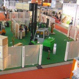 """""""Green Logistic"""" - Logimat 2010"""