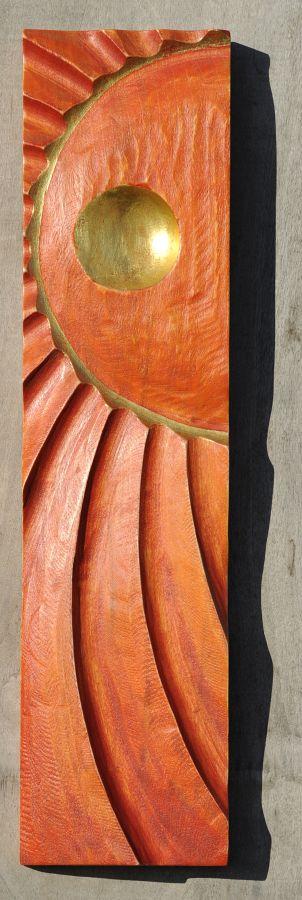 """""""Lebensmitte 2012"""" ca 72 cm"""