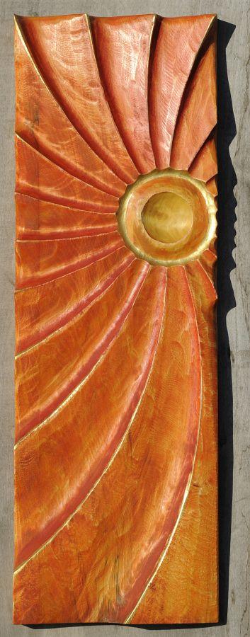 """Sonne 2012"" ca 108 cm"