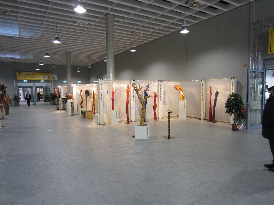 """""""Bewegende Räume"""" Interlift Augsburg 2011"""
