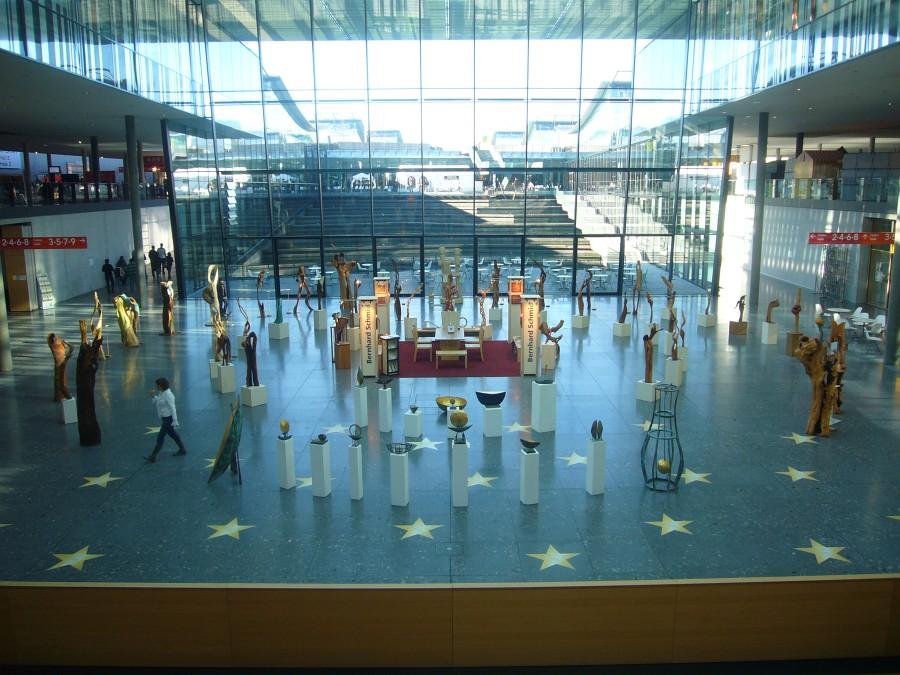 Atrium Messe Stuttgart 2008